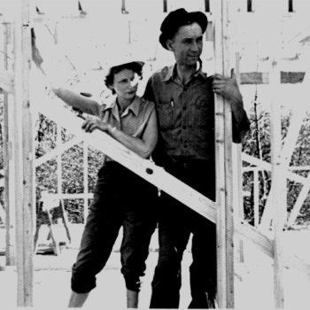 Ray and Trella Romine 1953